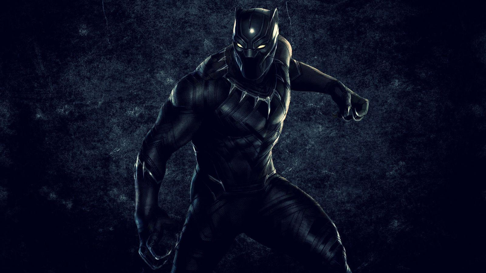 Black Panther Marvel Wallpapers 1600x900