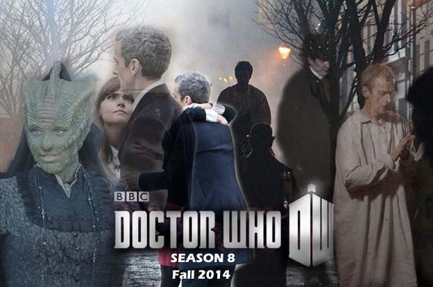 Doctor Who Season 8 Wallpaper Doctor who season 8 promo by 624x414