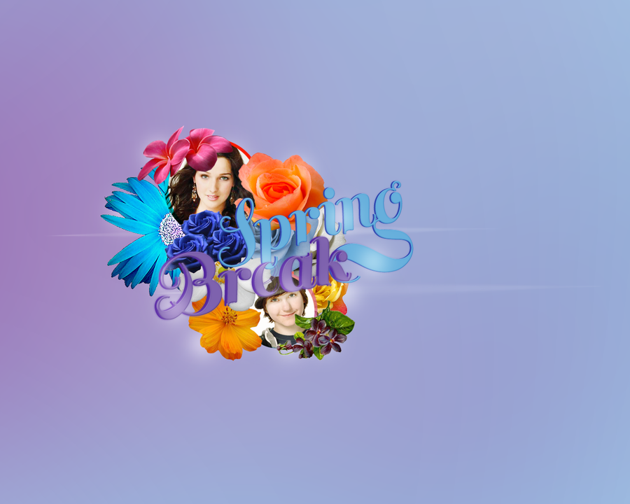 Spring Break Wallpaper by FashionVictim89 900x720