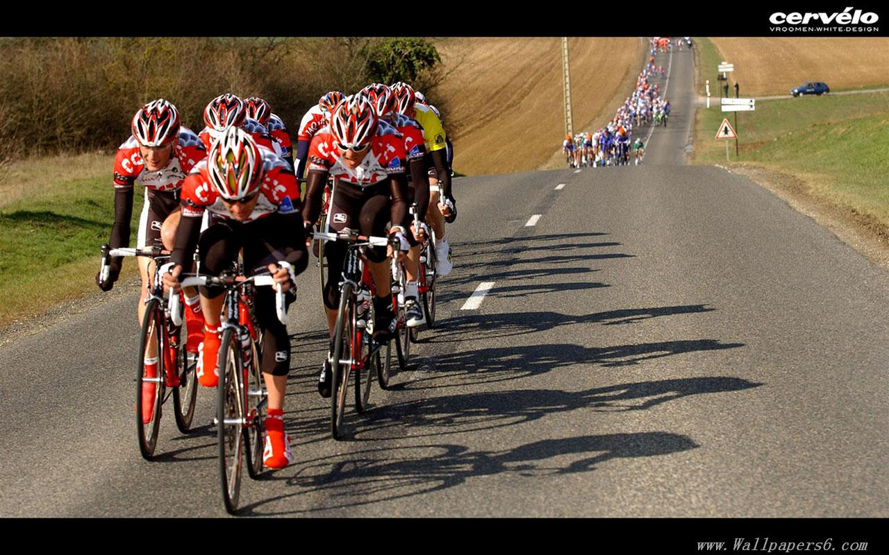 2008 tour de france Denmark TEAM CSC Cervlo 7 Sports 1280x800
