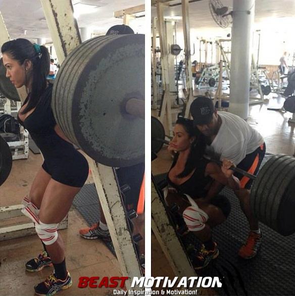 Beast Motivation Beast Mode 584x586