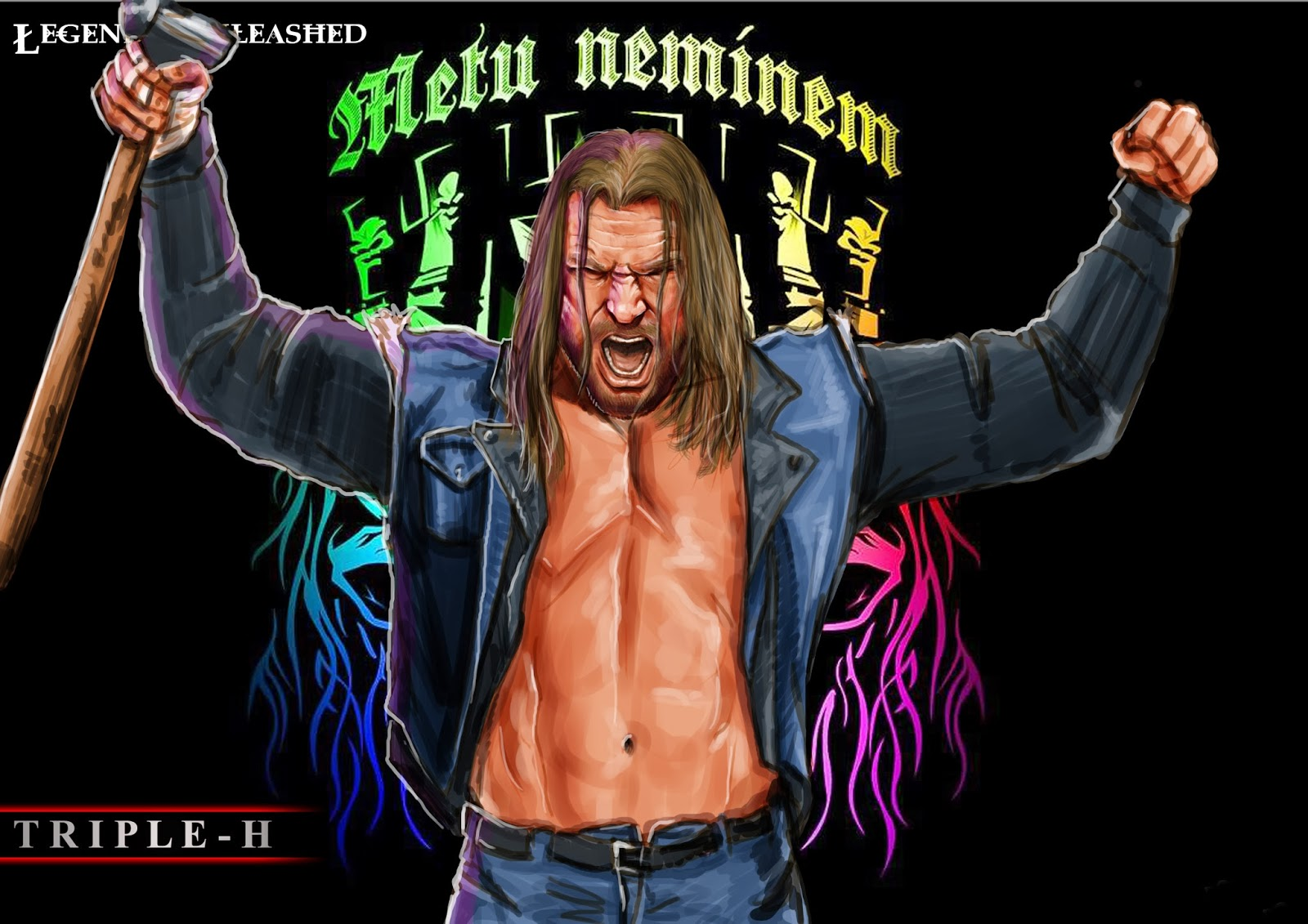 Download Wwe Wallpapers Games 1600x1131