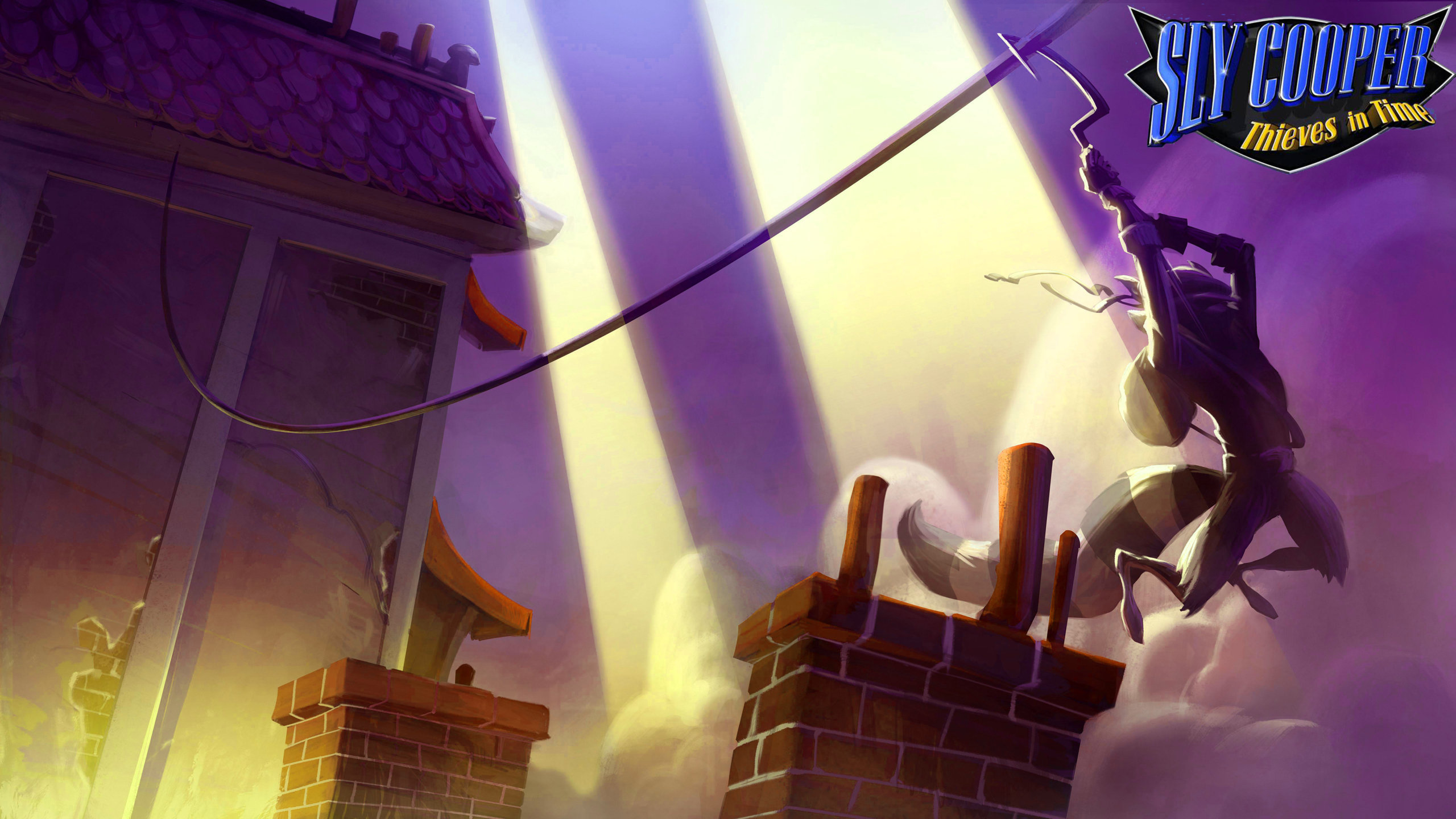 Sly Cooper Thieves In Time Wallpaper 25601440 21892 HD Wallpaper 2560x1440