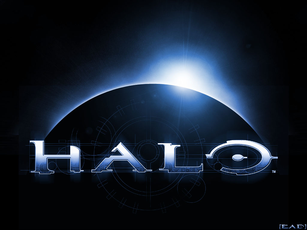 halo wallpaper 1024x768