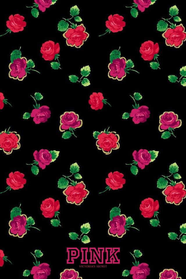 6ccb5d29fa9 Victorias Secret PINK iPhone Wallpaper Love pink VS Pinterest 640x960