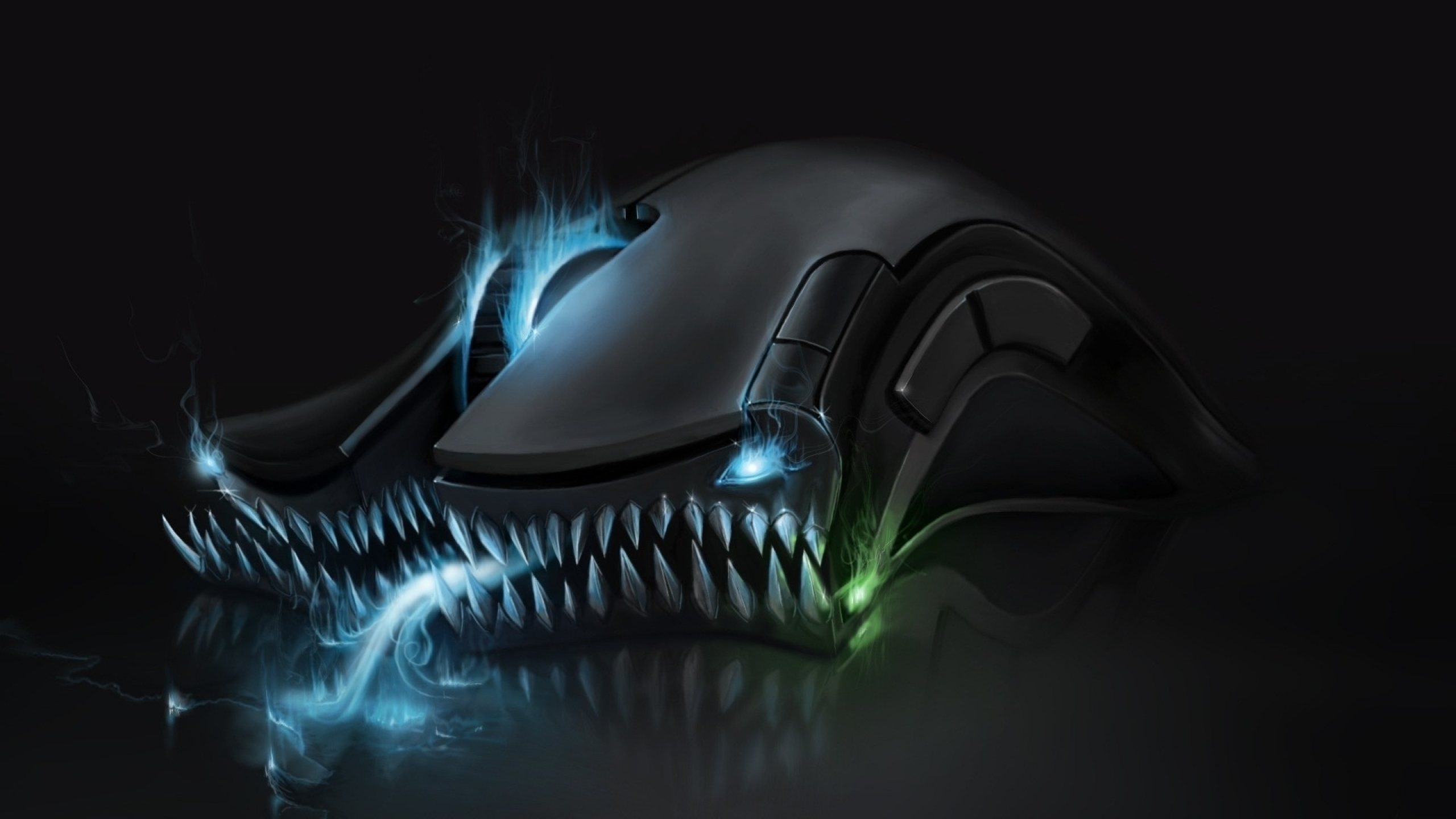 Download Wallpapers Download 2560x1440 computers mouse razer gaming 2560x1440