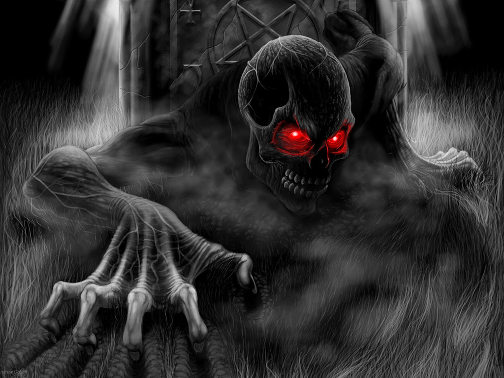 dangerous 3d horror wallpapers dark horror wallpapersjpg 1024x768