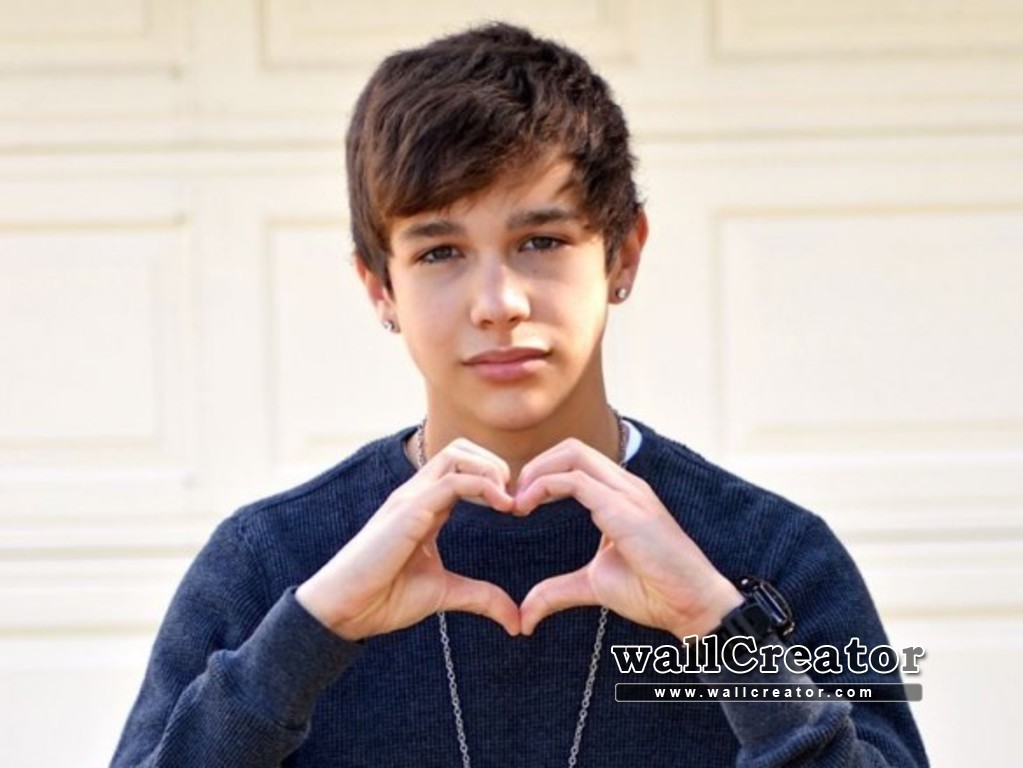 austin mahone pretty and young