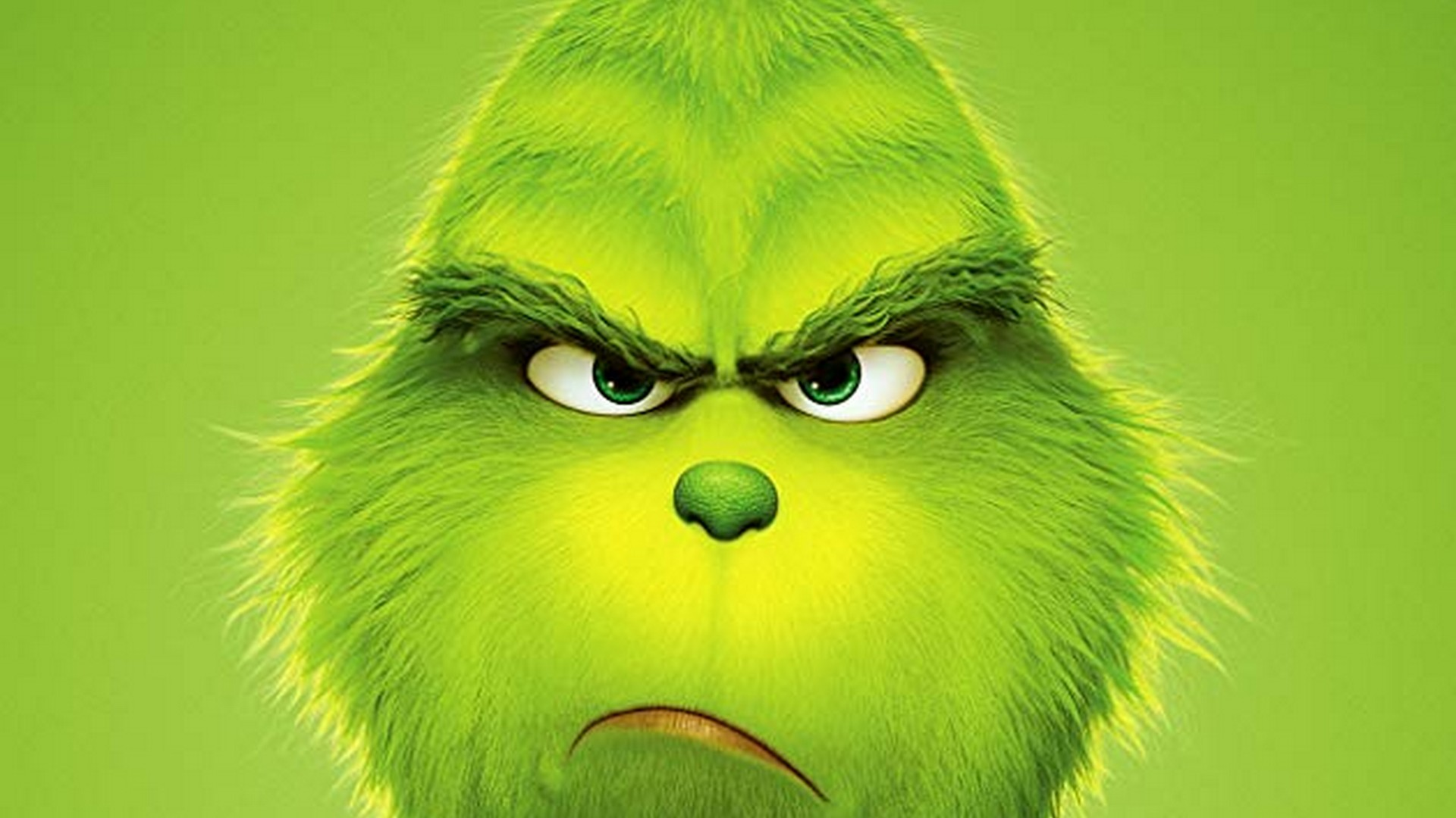 The Grinch Poster Wallpaper 2020 Movie Poster Wallpaper HD 1920x1080