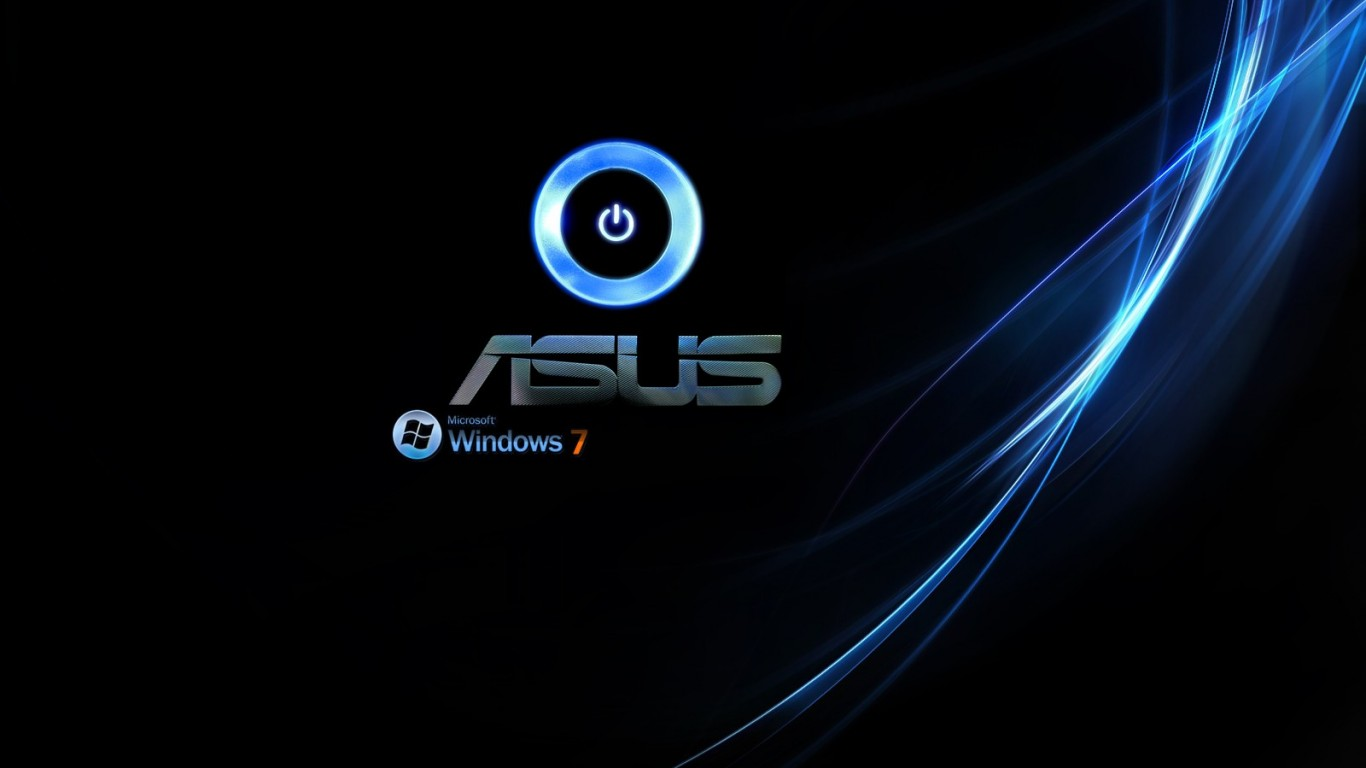Asus wallpaper 1366768 hd wallpaper jootix wallpapers Rumah IT 1366x768