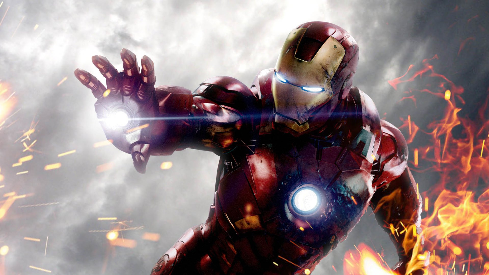 70 Ironman Wallpaper Hd On Wallpapersafari
