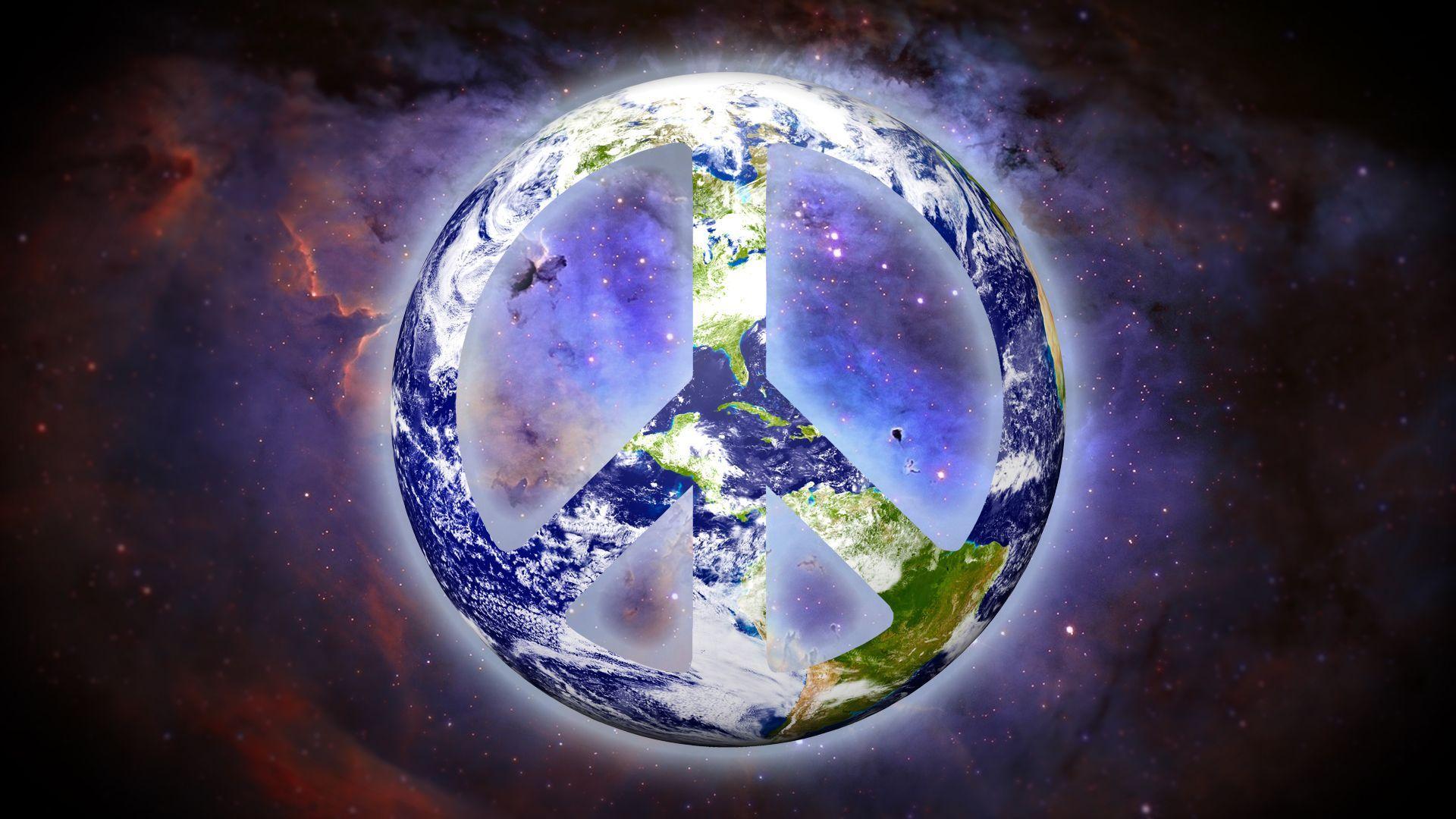 World Peace Wallpaper 1920x1080