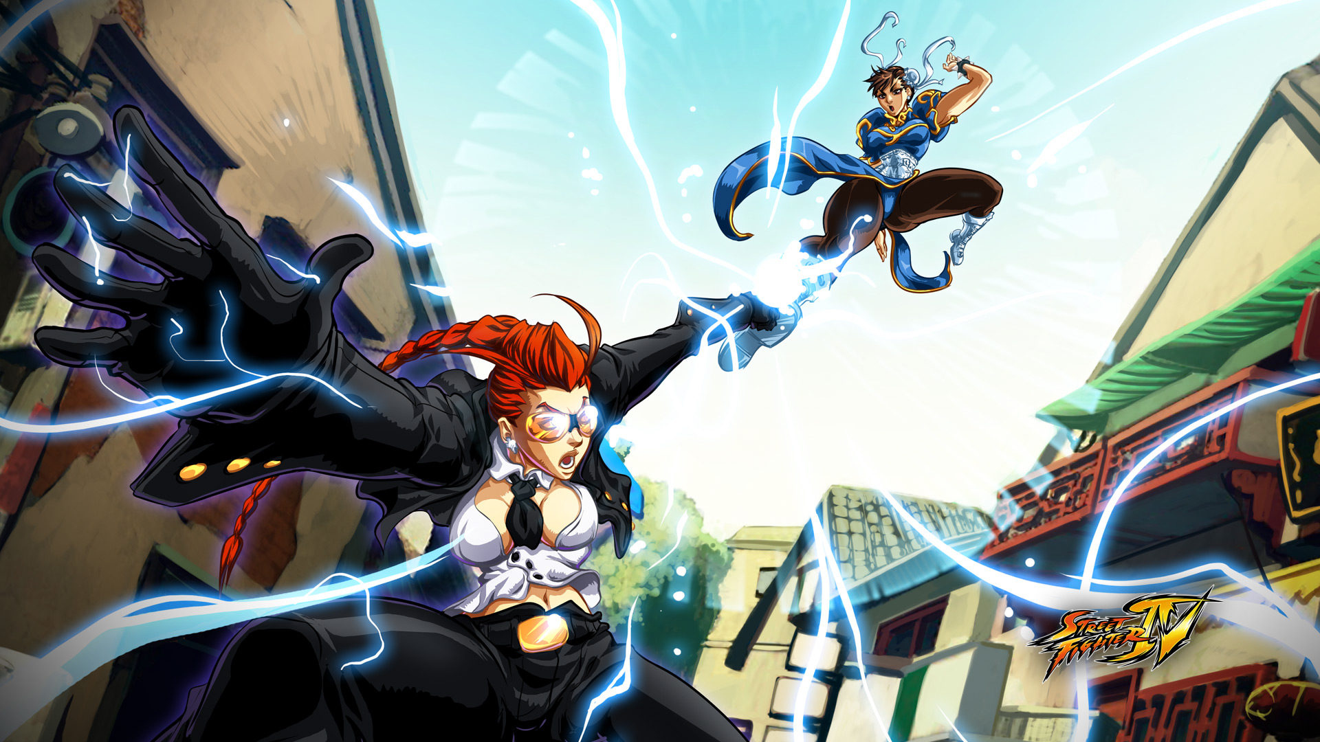Street Fighter 5 Wallpaper: Street Fighter 4 Wallpaper