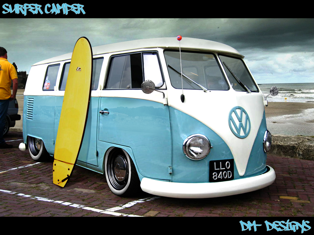 Vw Bus Wallpaper