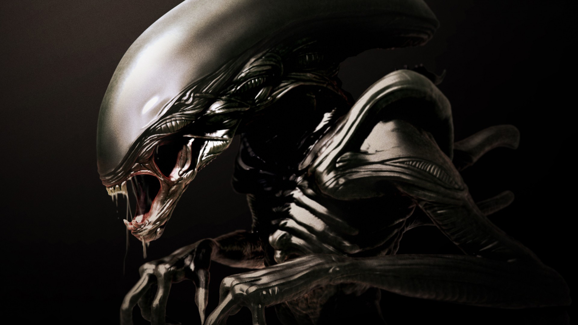 Alien Wallpaper HD 1920x1080