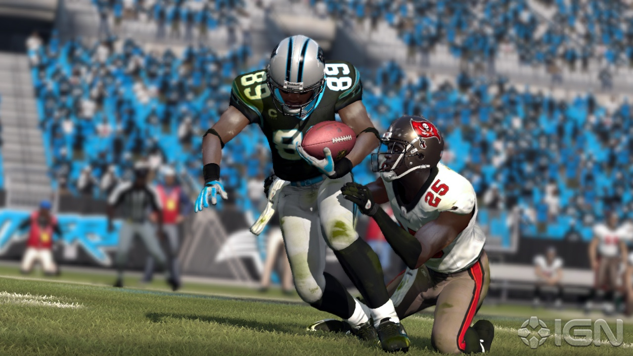 Download High Resolution Game Wallpaper Madden NFL 12 Wallpapers 1280x720