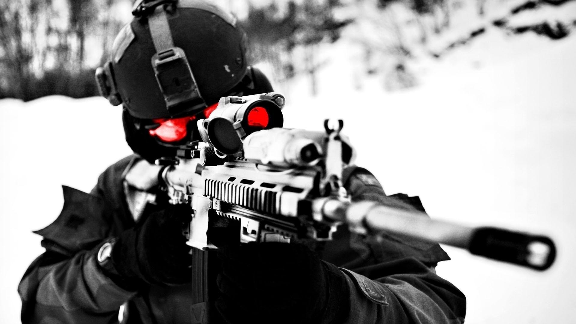 Sniper wallpaper 166599 1920x1080