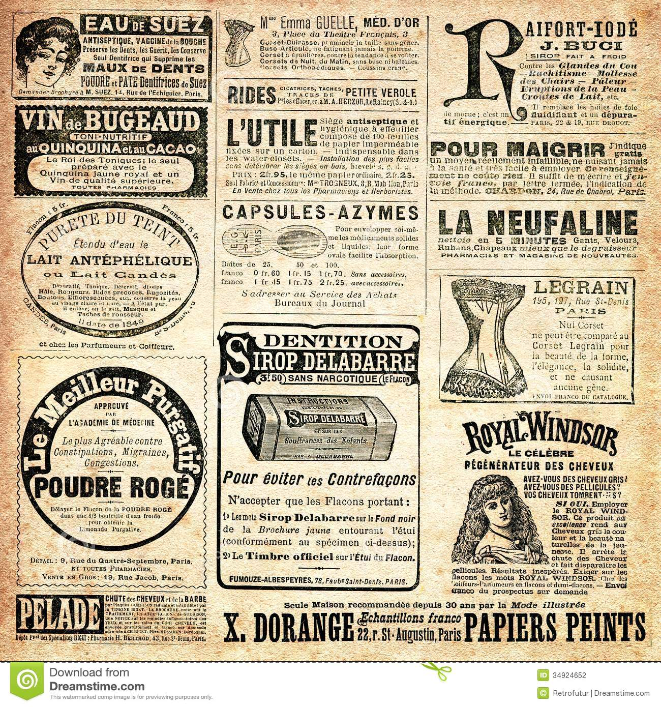 4k Newspapers Wallpapers High Quality Newspaper Collage Wallpaper