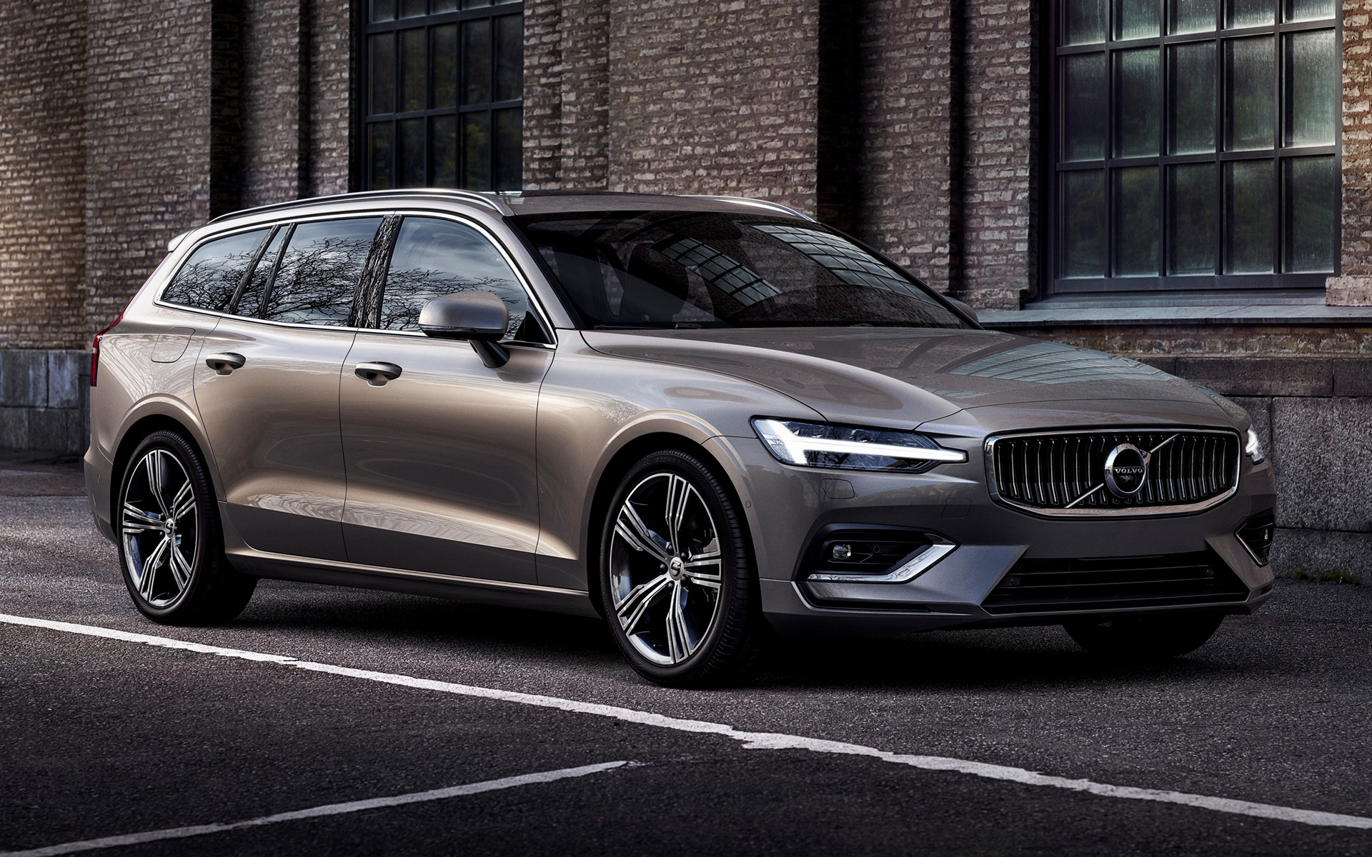 2018 Volvo V60 Inscription   Wallpapers and HD Images Car Pixel 1920x1200