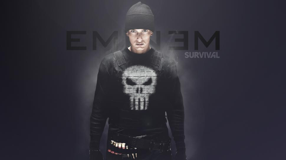 Eminem Slim Shady Punisher HD wallpaper music Wallpaper Better 970x545