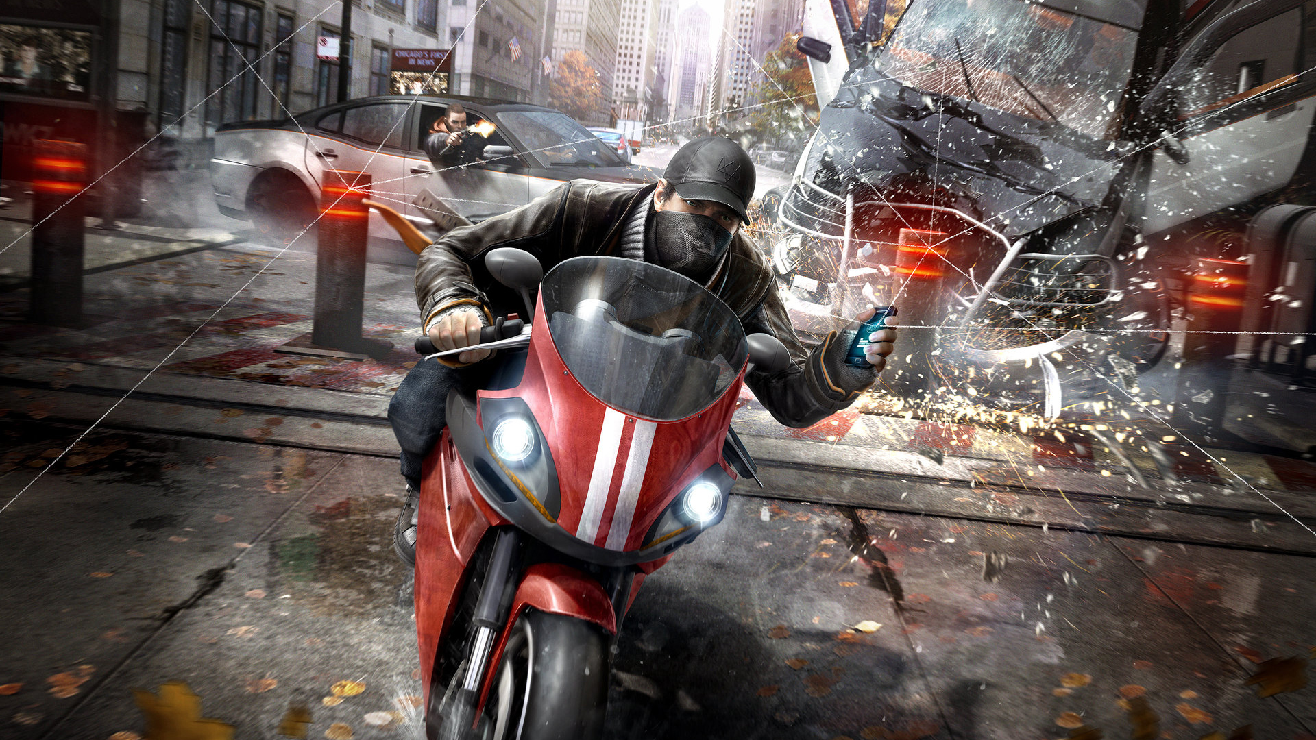 Watch Dogs 2014 Wallpapers HD Wallpapers 1920x1080