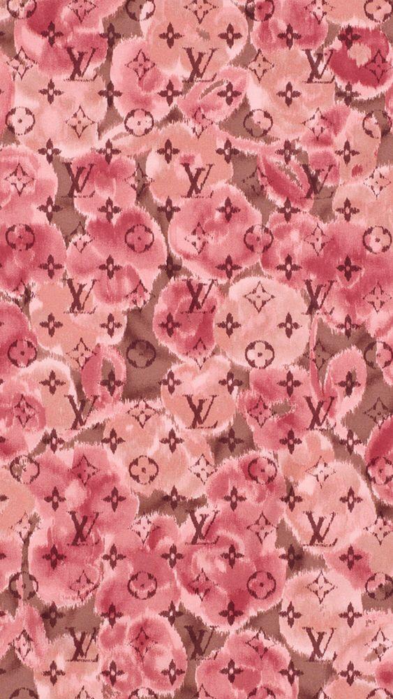 Pink Louis Vuitton Iphone Wallpaper   Pink Louis Vuitton Wallpaper 563x1000