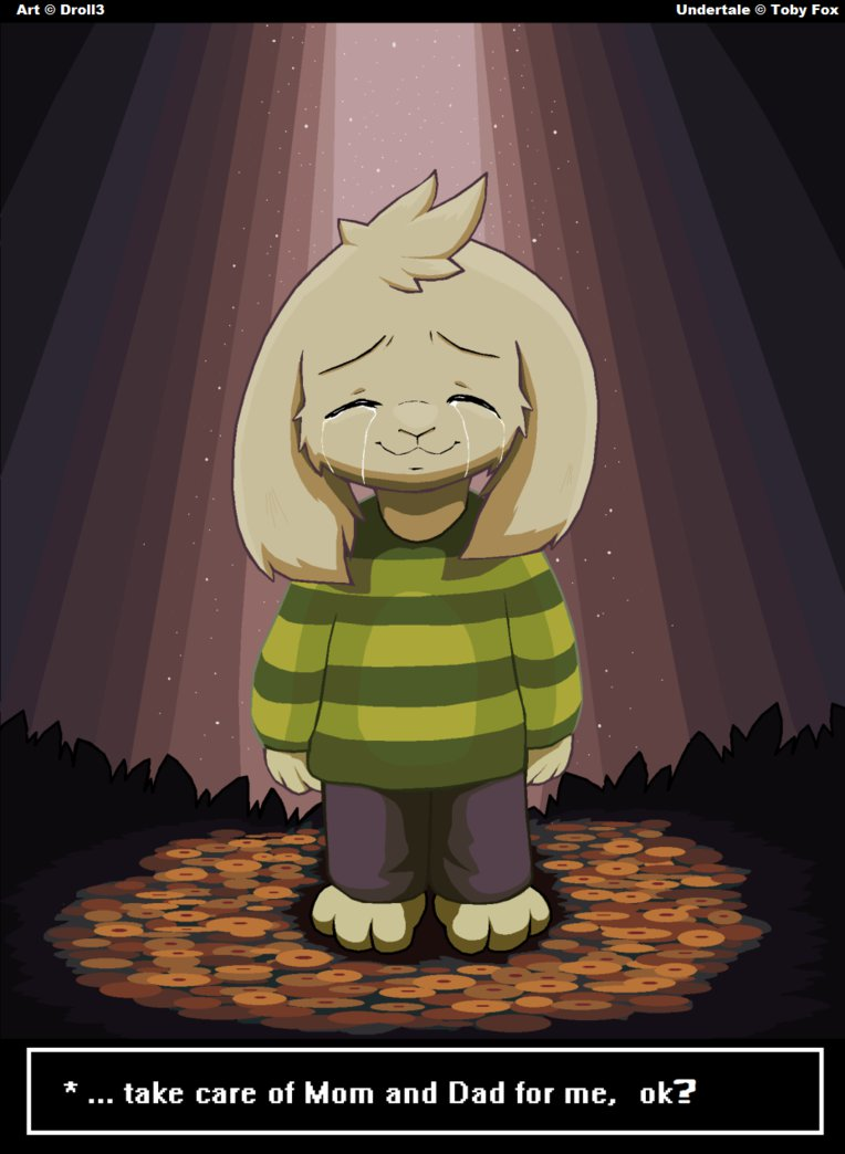 Asriel Dreemurr Comic 50+] undertale asriel wallpaper on wallpapersafari