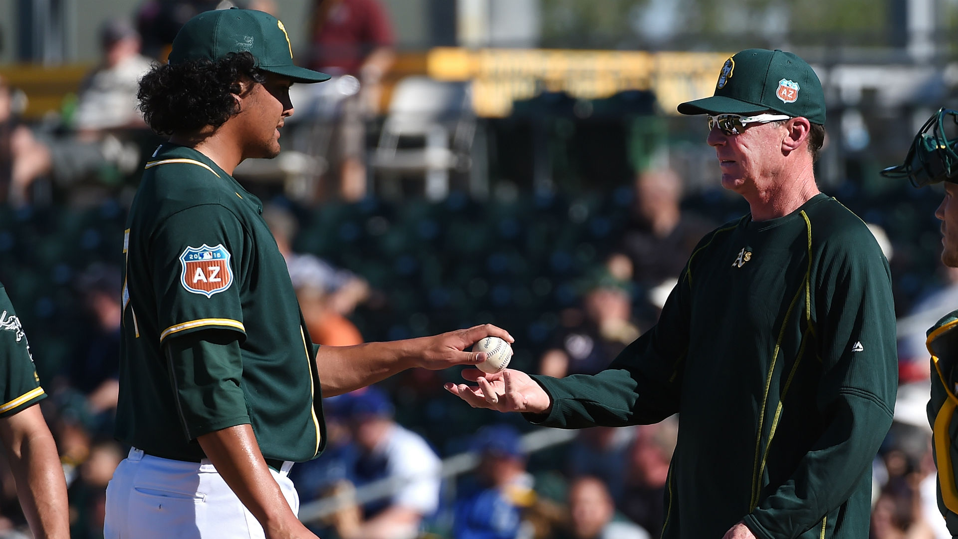 Spring Training Scouting Report Manaea leads As fantasy baseball 1920x1080