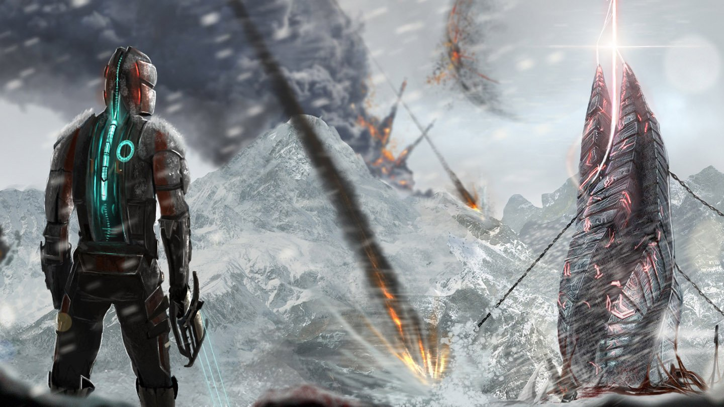 Dead Space 3 2013 1440x810