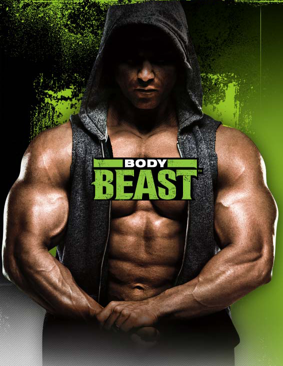 Body Beast Unleash the Beast Within Team SuperHero 566x732