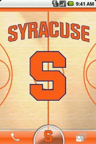 Syracuse Orange   GDE Theme App for Android 307x461