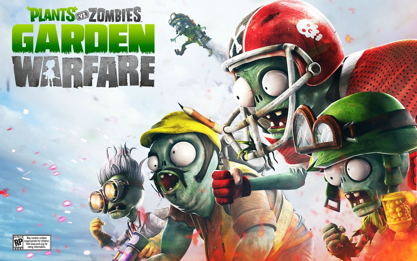 best Plants Vs Zombies Garden Warfare images on Pinterest