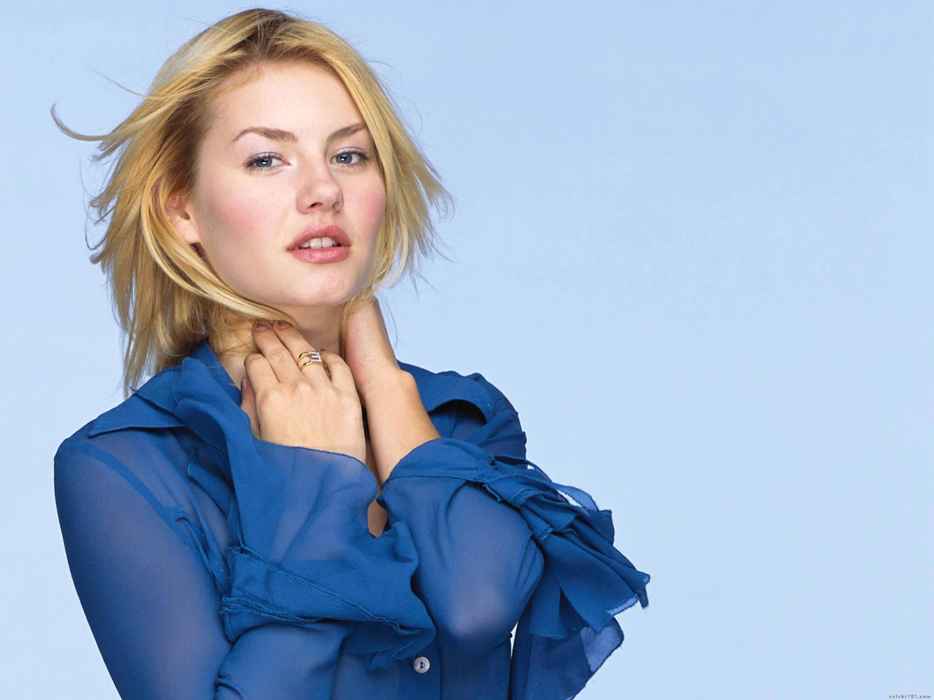 Free Download Elisha Cuthbert High Quality Wallpaper Size