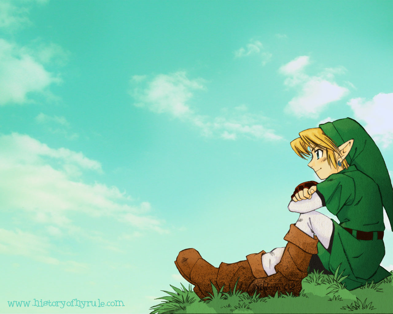 Day Dream   The Legend of Zelda Ocarina of Time 1280x1024