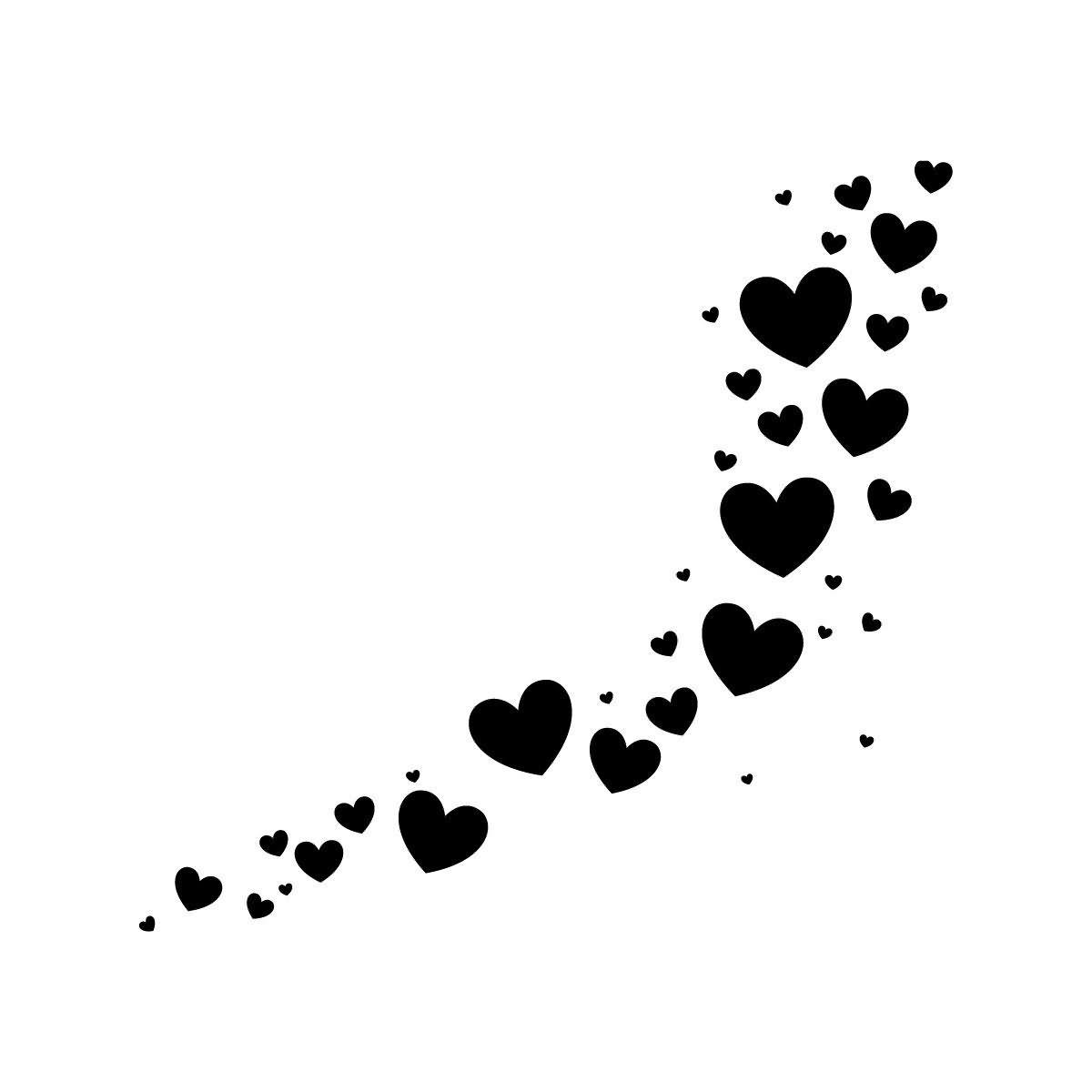 Free Download Black Heart White Background Pic Imagefullycom 1200x1200 For Your Desktop Mobile Tablet Explore 63 Black And White Heart Background Black White Hearts Wallpaper
