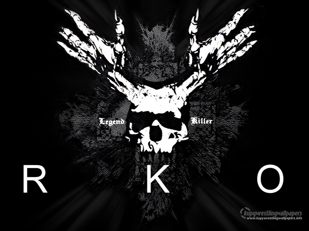 Randy Orton Legend Killer Logo Randy Orton Logo Wallp...