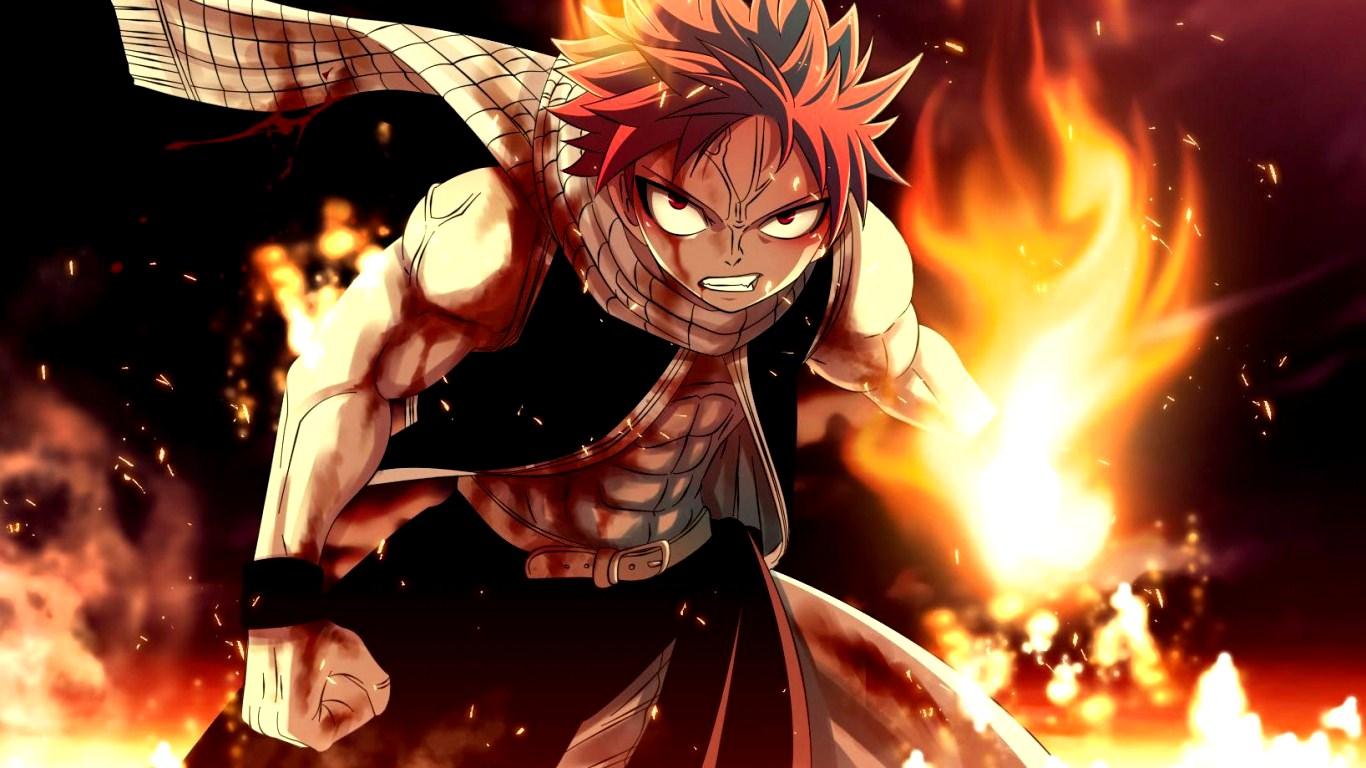 Download Fairy Tail Anime Hd Wallpaper Full HD Wallpapers 1366x768