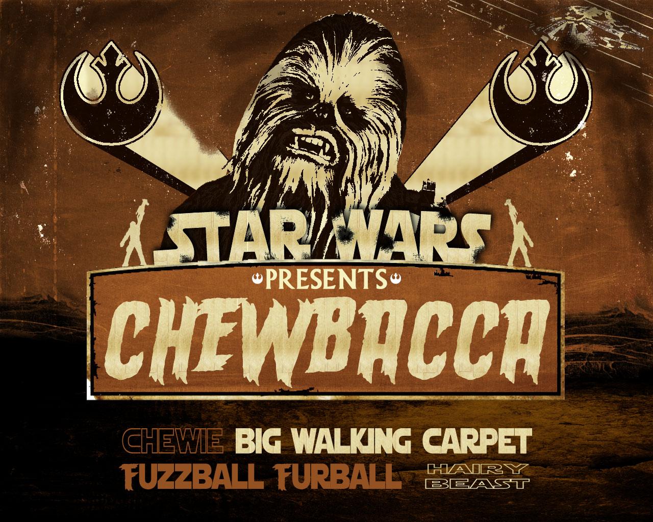 Chewbacca Wallpaper 16 1280x1024