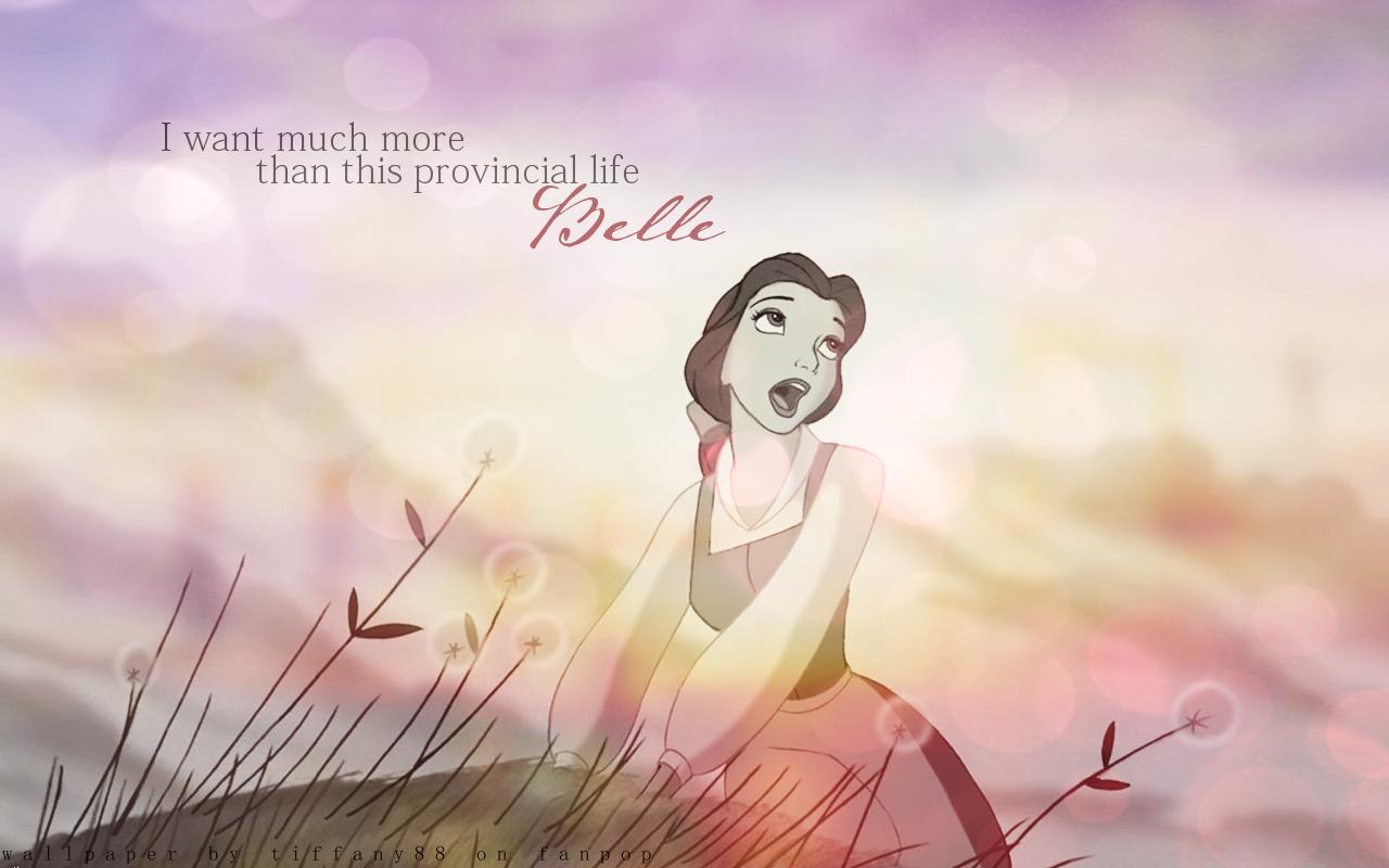 Belle   Disney Princess Wallpaper 21774536 1280x800