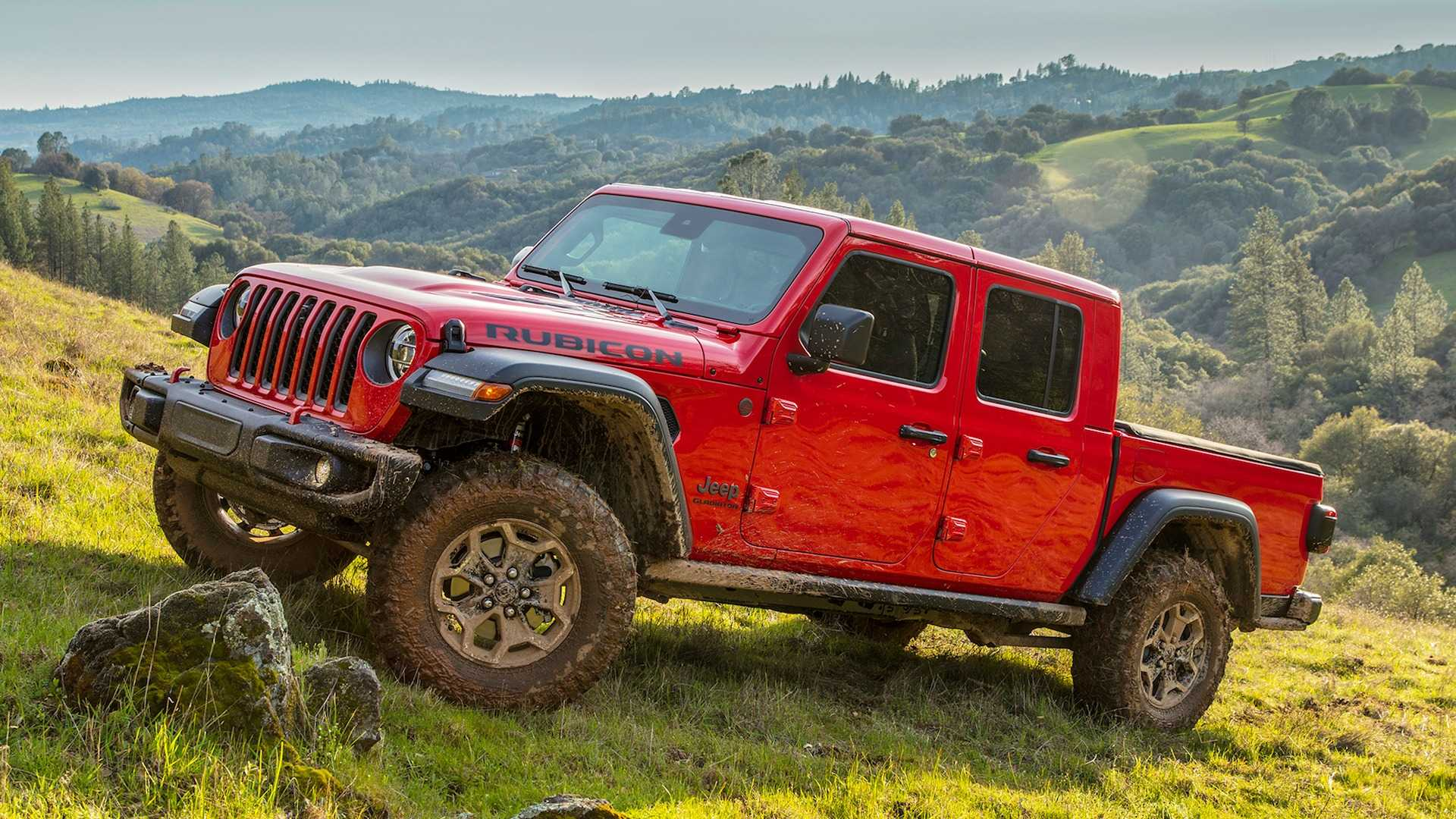 These Jeep Gladiator Photos Are Straight Up Off Road Porn 1920x1080