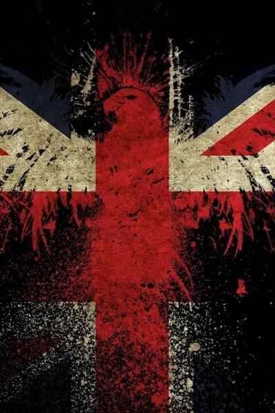 UK Flag iPhone wallpapers iPhone 4   iPhone 5 retina wallpapers 400x600
