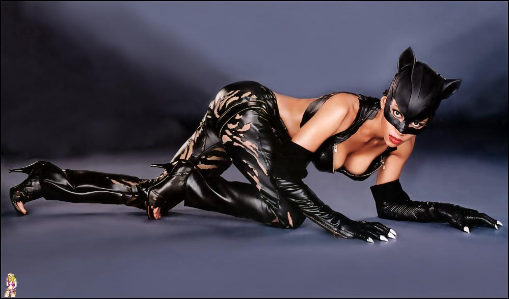Movie Wallpapers Catwoman Pictures 5  Halle Berry 999x588