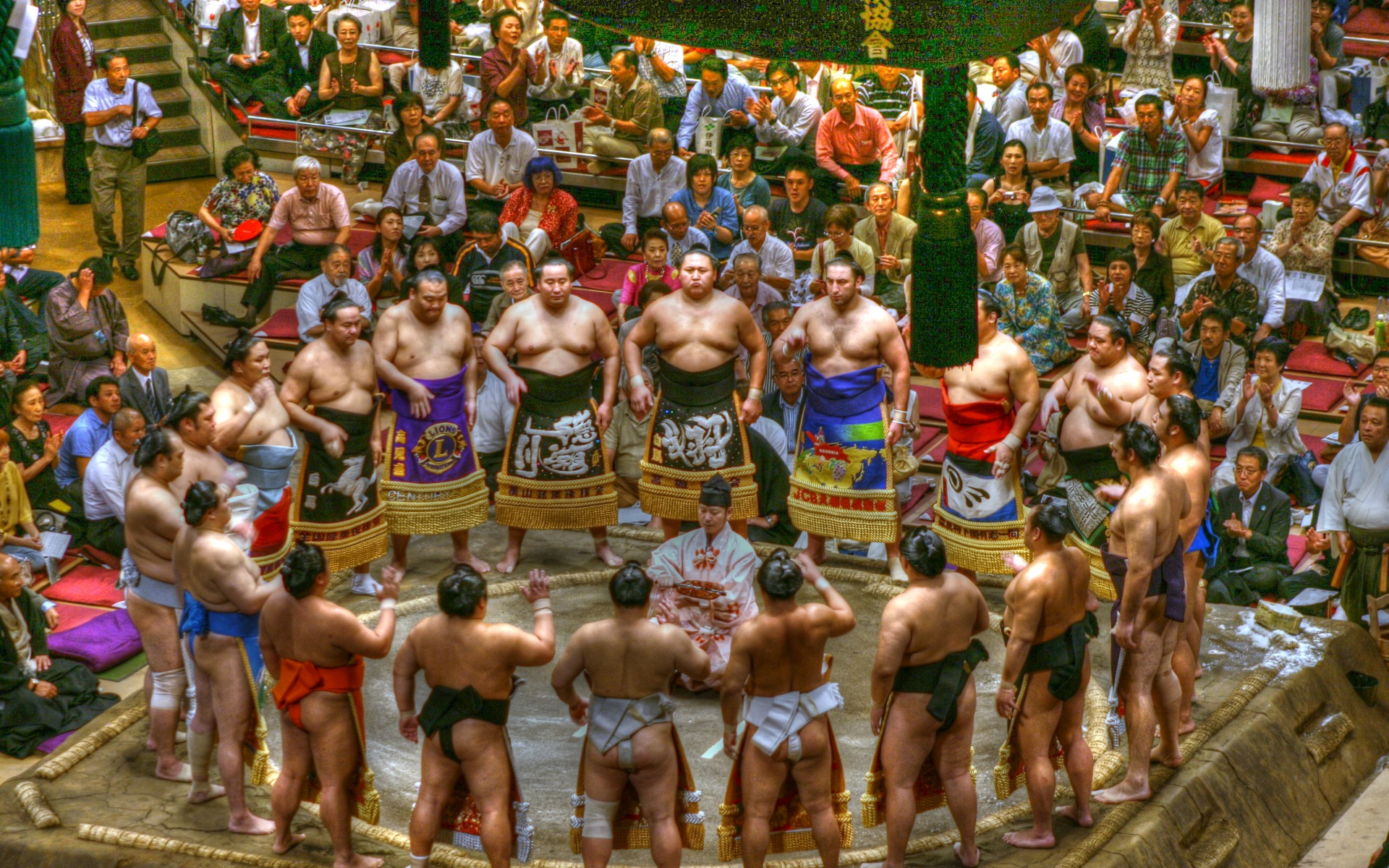Sumo Gathering HD Wallpaper Background Image 1920x1200 ID 1920x1200