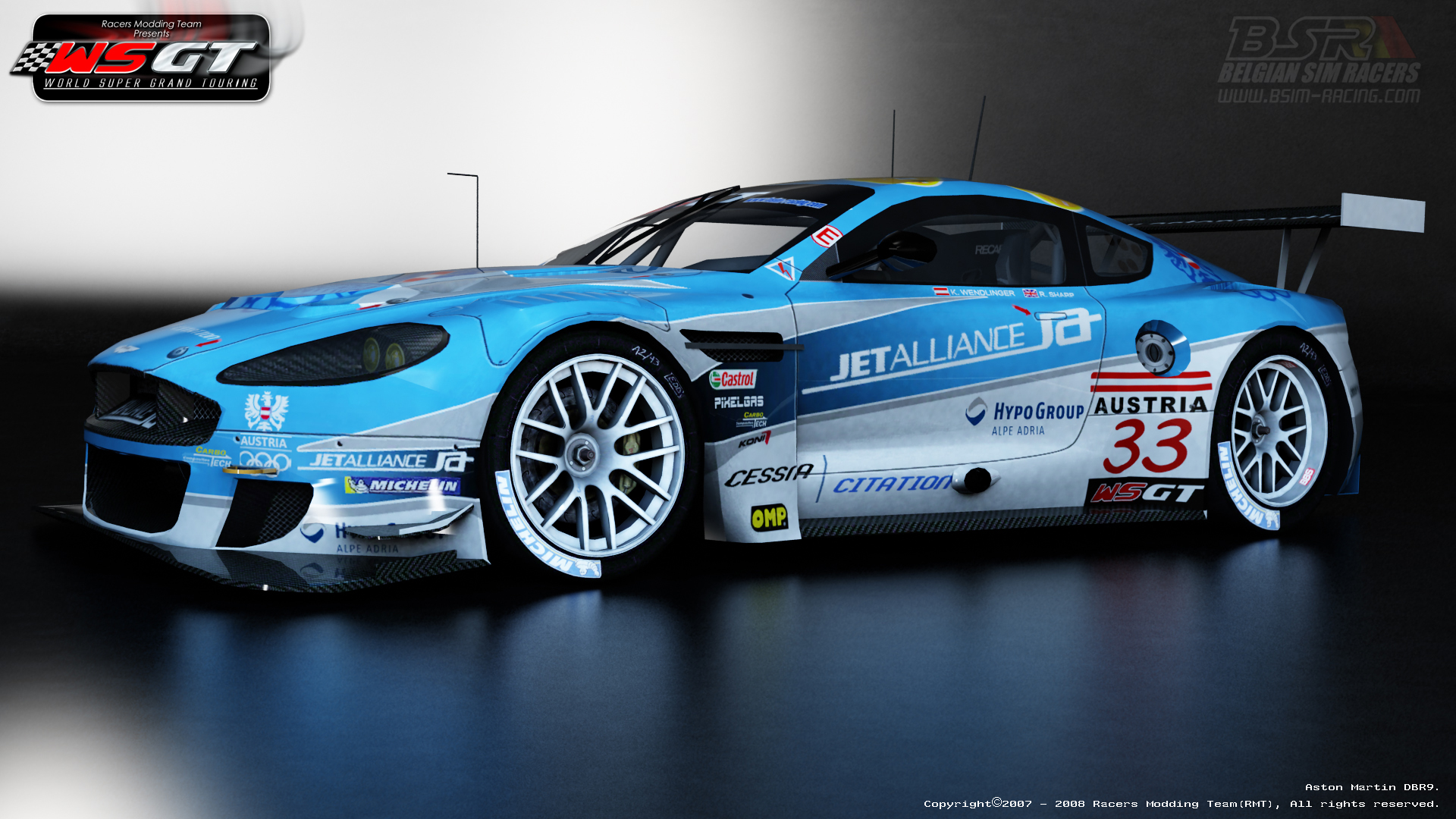 Race Car GT Tour Wallpapers HD Wallpapers 1920x1080