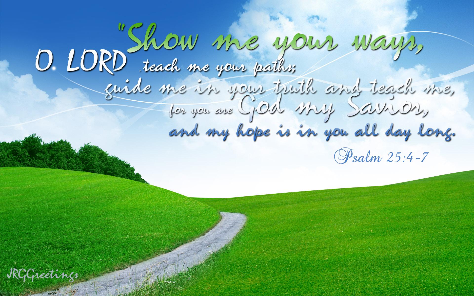 Free Christian Spring Desktop Wallpaper