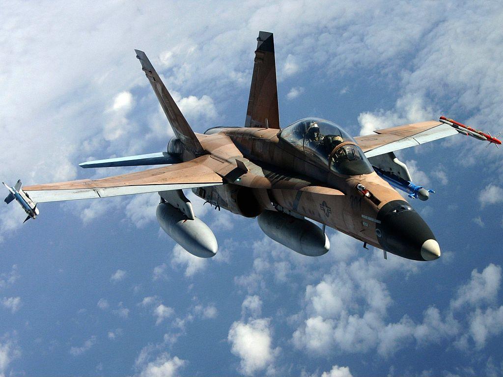 FA18 Hornet wallpapers McDonnell Douglas FA18 Hornet stock photos 1024x768