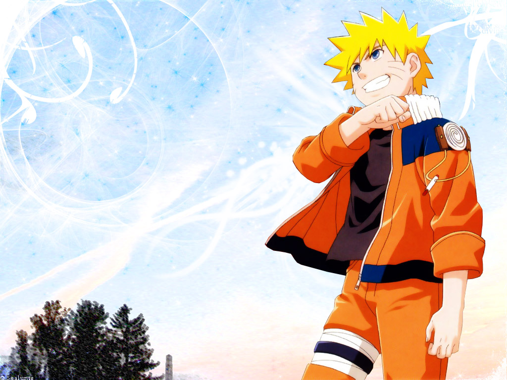 NARUTO WALLPAPERS 1024x768