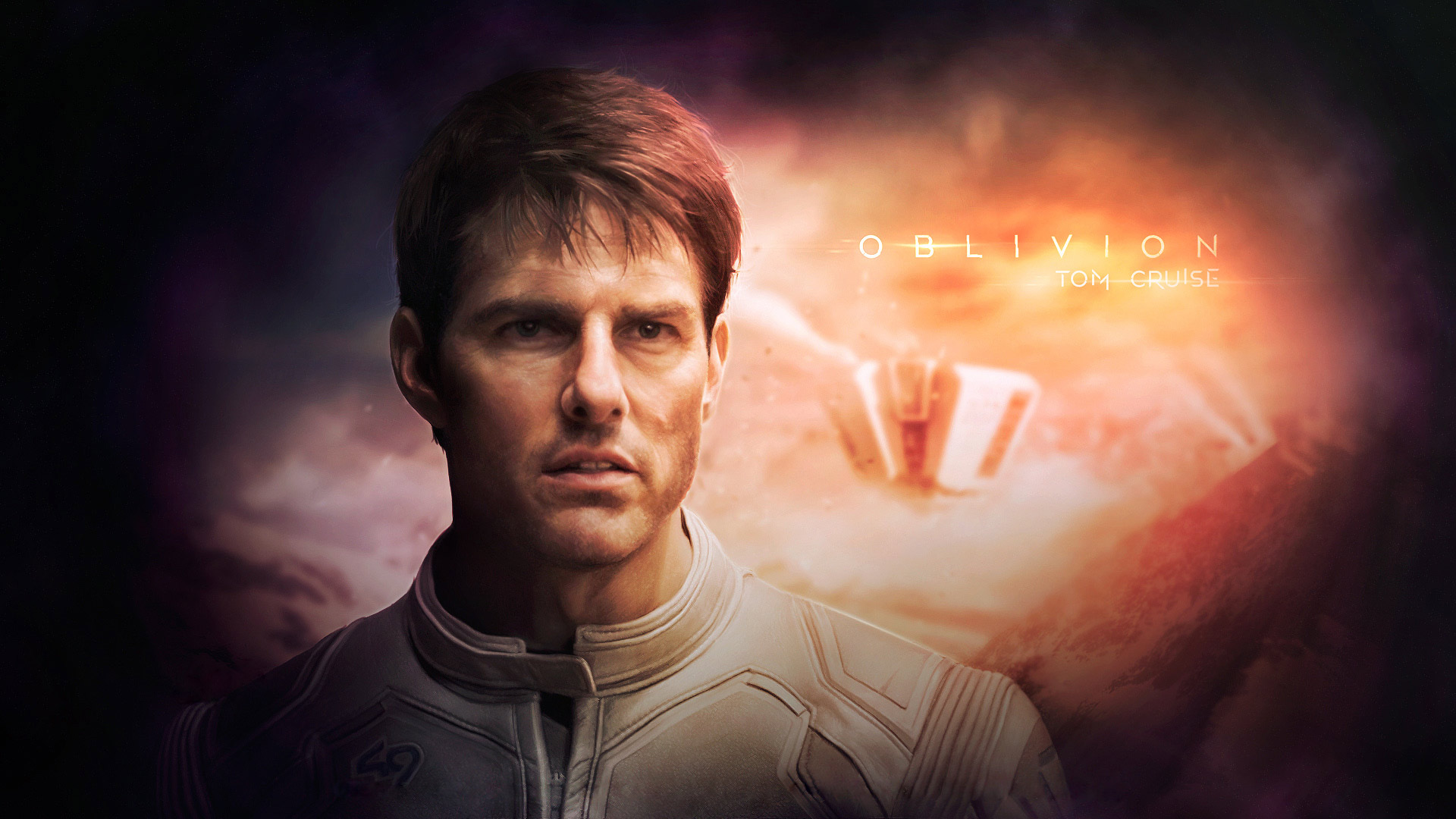 Tom Cruise Oblivion Movie wallpaper Gallery 1920x1080