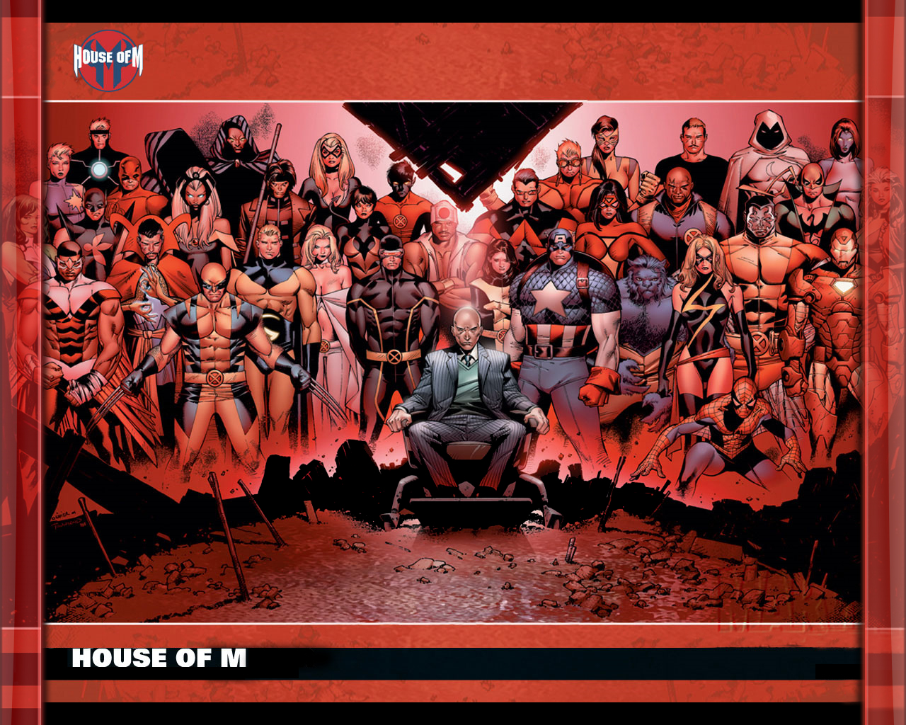 Marvel Comics HD Desktop Wallpapers Download Wallpapers in HD for 1280x1024