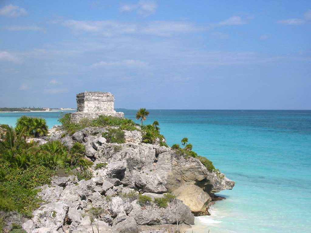 mexico tulum wallpaper wallpaper freeware 1024 768 pixel wallpaper 1024x768